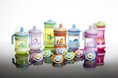 Packaging and characters designed for Tommee Tippee by Sugarfree Design