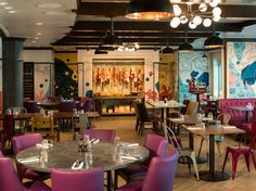 Top Cruises for Foodies: Quantum of the Seas and Anthem of the Seas Royal Caribbean