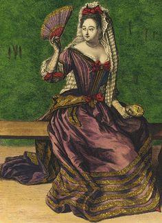 17th Century Clothing, 17th Century Fashion, Historical Costume, Historical Clothing, English Restoration, Luis Xiv, French Women Style, Fashion Plates, Portrait