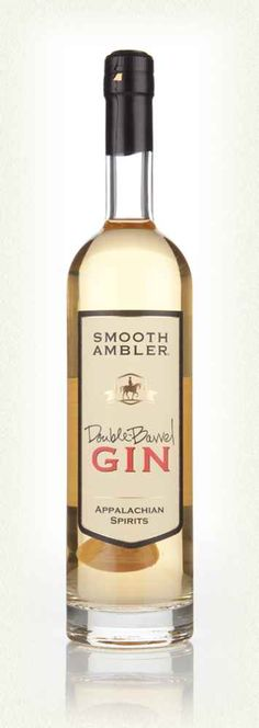 Smooth Ambler Double-Barrel Gin