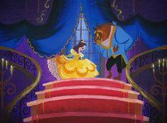 bella y bestia by Lorelay Bové. ¿Por qué nos gustan las películas de Disney?