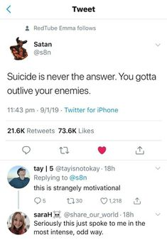 Satan dishing out some truth - Humor Photo - Humor images - Satan dishing out some truth The post Satan dishing out some truth appeared first on Gag Dad. Really Funny Memes, Stupid Funny Memes, Funny Relatable Memes, Funny Tweets, Haha Funny, Funny Posts, Funny Quotes, Hilarious, Lol