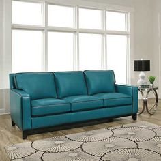 Laguna Top Grain Leather Sofa