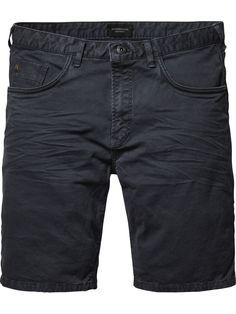5-Pocket Shorts |Short pants|Men Clothing at Scotch & Soda
