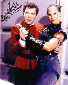 SPICE WILLIAMS-CROSBY as Vixis - Star Trek V: The Final Frontier ...