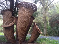 Tom Hare Willow man — Re-worked , relocated and ……….relax. Back...