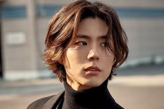 others – star media :: Park Bo Gum :: / page 7 Korean Long Hair, Asian Men Long Hair, Asian Hair, Hair Korean Style, Boys With Long Hair, Medium Long Hair, Medium Hair Styles, Long Hair Styles, Boys Long Hairstyles