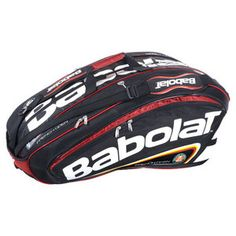 BABOLAT 2013 TEAM FRENCH OPEN RACQUET HOLDER X12