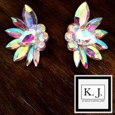 """Páči sa mi to: 5, komentáre: 1 – ArtJewelry by Kristína Jurinyi (@k.j.artjewelry) na Instagrame: """"#artjewelrybykristinajurinyi #handmadejewelry #aurora #dance #earrings…"""""""
