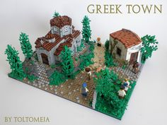 Greek Town | Flickr - Photo Sharing!