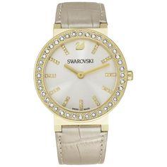 Swarovski Damenuhr  Die feminine Eleganz dieser Armbanduhr in funkelndem Kristallpavé  von Swarovski ist das perfekte Geschenk für jede Frau!