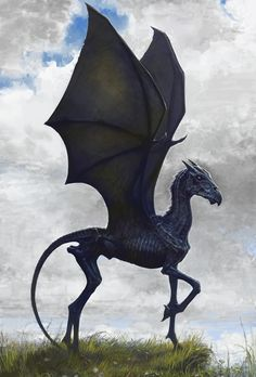 Thestral - Harry Potter Creatures | harry potter | Pinterest ...