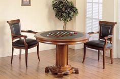Muebles Portobellostreet.es:  Mesa de Juego Roberts - Mesas de Juegos y Mesas de Póker - Muebles Clásicos