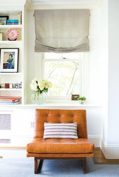 Home Tour: A Casually Refined Boston-Area Abode via @domainehome