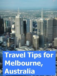 Insider travel tips for Melbourne, #Australia: http://www.ytravelblog.com/what-to-do-in-melbourne-australia/ #travel