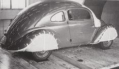 OG   1937 Volkswagen / VW  Beetle   KdF-Wagen Prototype W30