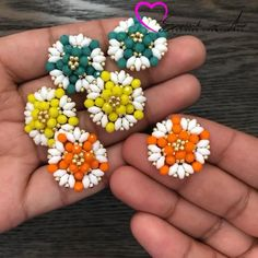 Earring Crafts, Bracelet Crafts, Jewelry Crafts, Beaded Jewelry Patterns, Fabric Jewelry, Beading Patterns, Handmade Wire Jewelry, Earrings Handmade, Diy Lace Ribbon Flowers