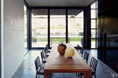 11 Minimalist Dining Rooms With Big Impact Photos | Architectural Digest