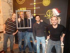 Bravo les Ying!!!! Une belle victoire dans les prisons de la Bastille avec 7 minutes d'avance sur le temps imparti! Vous êtes prêts pour être transportés en 1935!!! A vite!