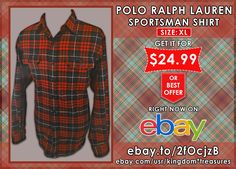 Looking for a Quality and Cool Shirt? This Polo Sport Ralph Lauren Shirt Will Look Spectacular on You.  Buy It: http://ebay.to/2fOcjzB  #ebay #fashion #shopping #mens #womens #save #deals #bargains #vintage #gifts #giftideas #polo #sportsman #cool #shirts #unique #rar #giftsforhim #forsale