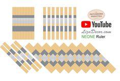 Patchwork tutorial Seminole - Rychlé šití z pruhů - Ubrus / prostírání / polštář. #patchwork #tutorual #vzory #šablony #quilt #šití #lizadecor #seminole Strip Quilts, Panel Quilts, Quilt Blocks, Jelly Roll Quilt Patterns, Patchwork Quilt Patterns, Quilting Tutorials, Quilting Projects, Quilt Boarders, Seminole Patchwork