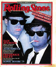 Blues Brothers, Rolling Stone, 1979