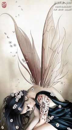 Gina Soldano.... @Kirsten Wehrenberg-Klee Wehrenberg-Klee Wehrenberg-Klee Smith, if u were a fairy, this is how I think u would look! ;0) xo