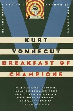 In Breakfast of Champions, one of Kurt Vonnegut's most beloved characters, the aging writer Kilgore Trout, finds to his horror that a Midwest car dealer is taking his fiction as truth. What follows is murderously funny satire, as Vonnegut looks at war, sex, racism, success, politics, and pollution in America and reminds us how to see the truth.