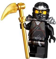 Amazon.com: Lego Ninjago Cole ZX Minifigure: Toys & Games