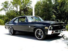 1971 NOVA SS 427