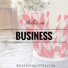 Belles in Business // Press