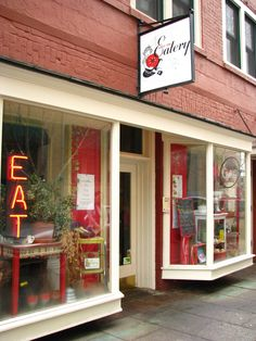 Early Girl Eatery, Asheville, NC. Don't miss!