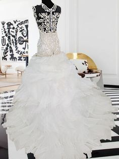 unique wedding gown with lace applique for rent Php6,000. www.gownforent.com   Debut, flores de mayo, pageant, sta cruzan, gala, wedding   Viber/Telegram/Line/Whatsapp: 09983606102   www.gownforent.com   Facebook: manilagowns   Instagram: gownforent Unique Wedding Gowns, Unique Weddings, Wedding Dresses, Manila, Lace Applique, Pageant, Facebook, Instagram, Fashion