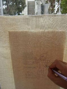 How To Trace An Embroidery Pattern…| Meet Me At Mike's | | Meet Me At Mike's