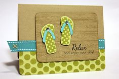 Flipping Out Stamp Set: Papertrey Ink Clear Stamps Dies Paper Ink Kits Ribbon