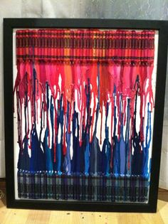 Hot and Cold by JKCreate on Etsy    This would be amazing to hang up on a wall in a little kid's room;3
