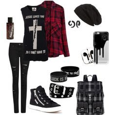 MORE PICTS You can also see more ideas about cool outfits fall , cool outfits for school , cool outfits for kids , cool outfits for work , c. Grunge Outfits, Cute Emo Outfits, Scene Outfits, Teenage Outfits, Teen Fashion Outfits, Fashion Mode, Edgy Outfits, Mode Outfits, Girl Outfits