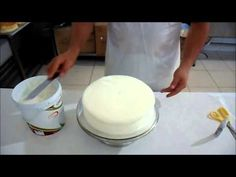 confeitando bolos - YouTube