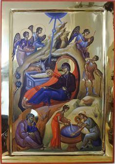 Byzantine Icons, Faith In Love, Religious Icons, Orthodox Icons, Lutheran, Ancient Greek, Fresco, Jesus Christ, Worship