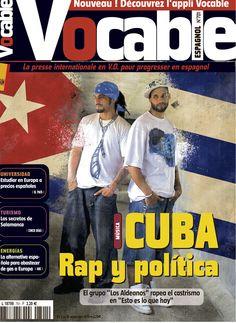 Vocable Espanol n°701 Le rap et la politique à Cuba...