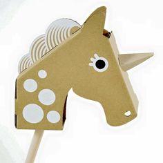 Unicorn :) dev karton oyuncaklarimiz