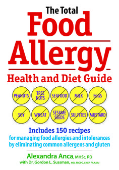 "I was recently able to get my little hands on a copy of ""The Total Food Allergy Health and Diet Guide"" by Alexandra Anca!  This book is packed for information that any newly diagnosed or seasoned food allergy veteran should know! Find the book on amazon! The book is 352 pages in length and nicely..."