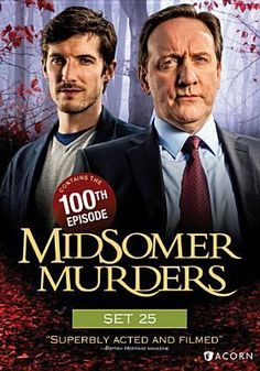 Midsomer Murders: Series 25 [videorecording]