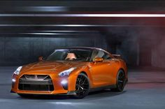 2017 Nissan GTR Gold Edition Limited Series