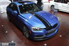 BMW 328i s M Performance tuningem