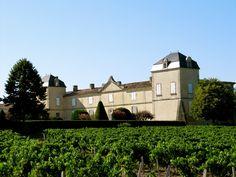 Château Calon-Ségur / Saint-Estephe / Bordeaux / France