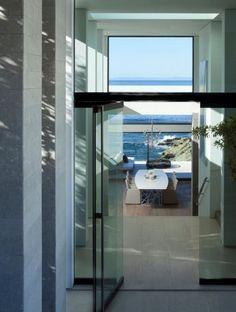 """Casas de sonho: Mansão contemporânea """"colada"""" ao mar californiano (fotos)"""
