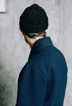 nuji:  Inspired by Men's Hats on Nuji // strange resemblance