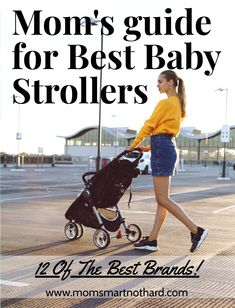 Umbrella Stroller: 12 Of The Best Brands 2020 - Mom Smart Not Hard Best Travel Stroller, Best Baby Strollers, All Terrain Pushchair, Baby Shower Gifts For Guests, Best Umbrella, Baby Registry Items, Beautiful Pregnancy, Baby On A Budget, Umbrella Stroller