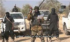 100 bodies in Nigeria 'mass grave' in town taken from Boko Haram #DailyMail
